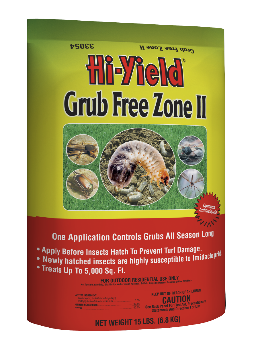Grub Free Zone